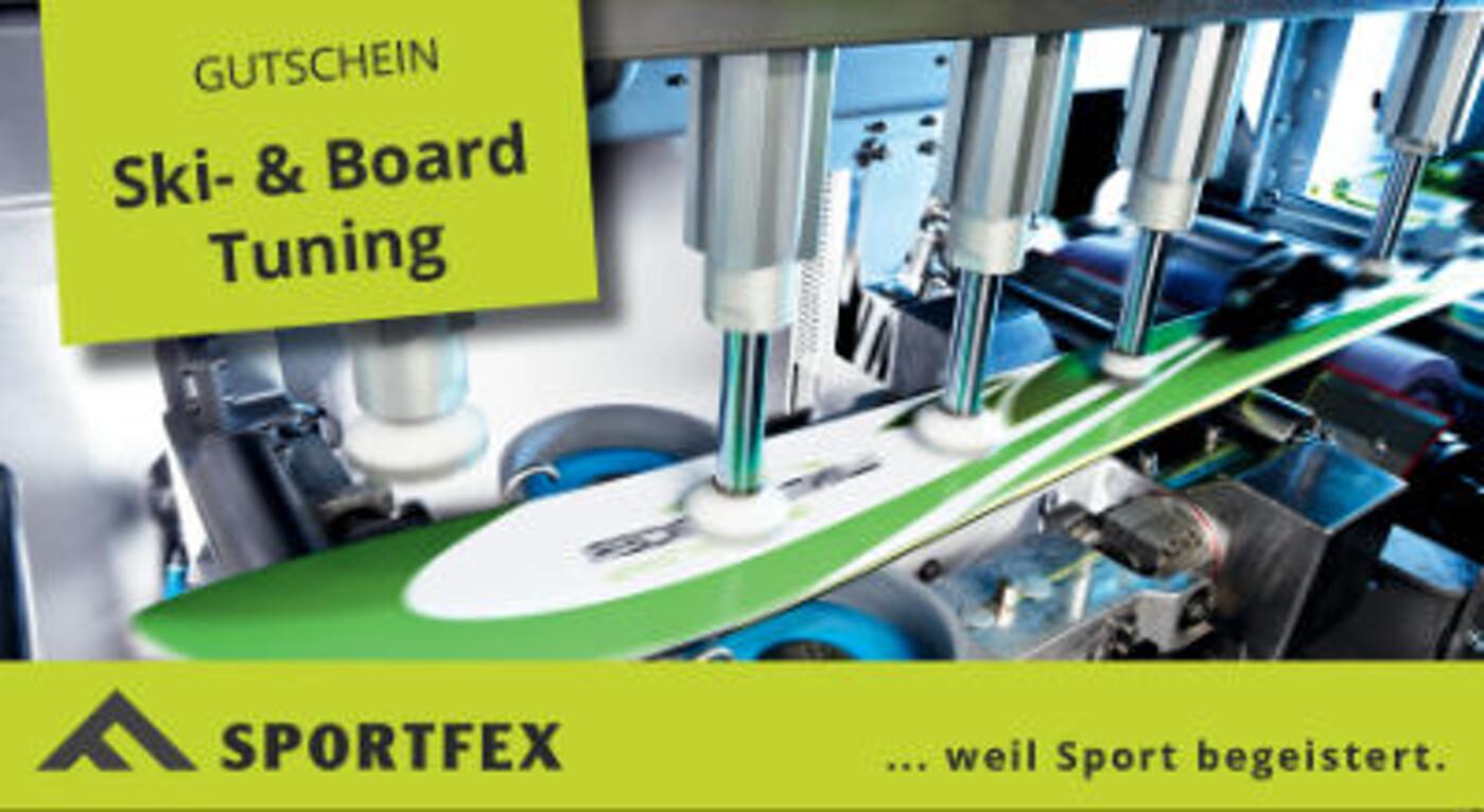 SPORTFEX Gutschein Skiservice