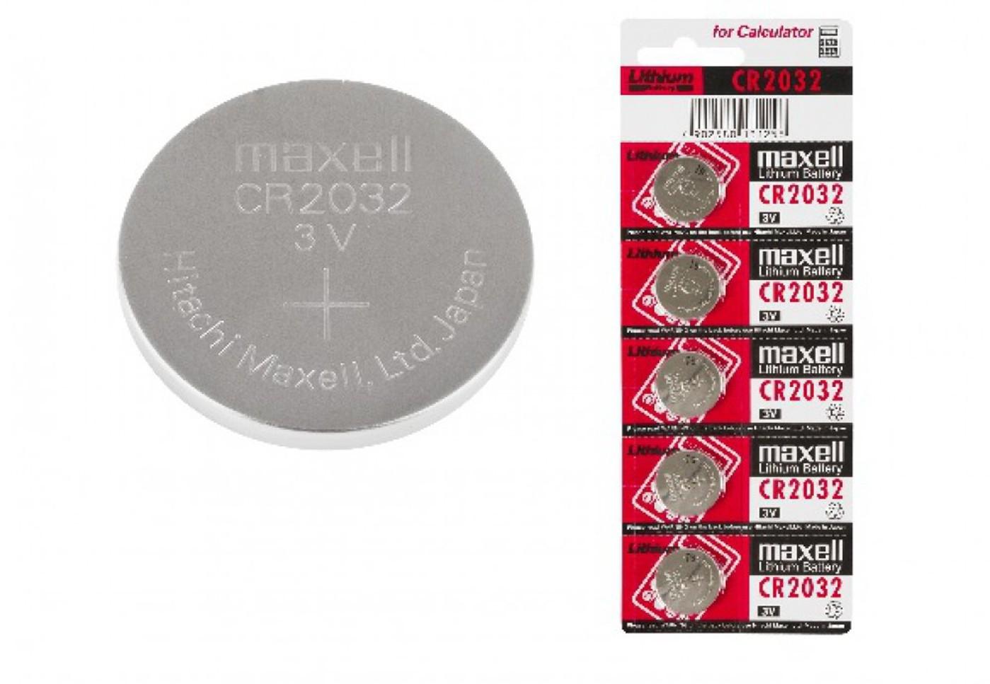 MAXWELL Batterien f. Comp./Blinklicht.