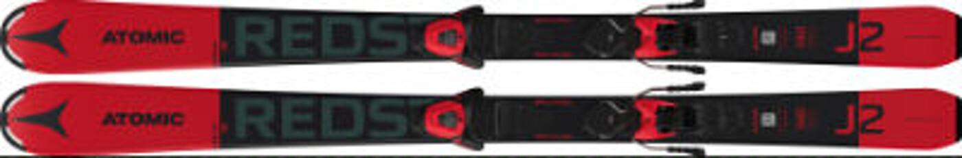 ATOMIC REDSTER J2 130-150 + L 6 GW Red/Black