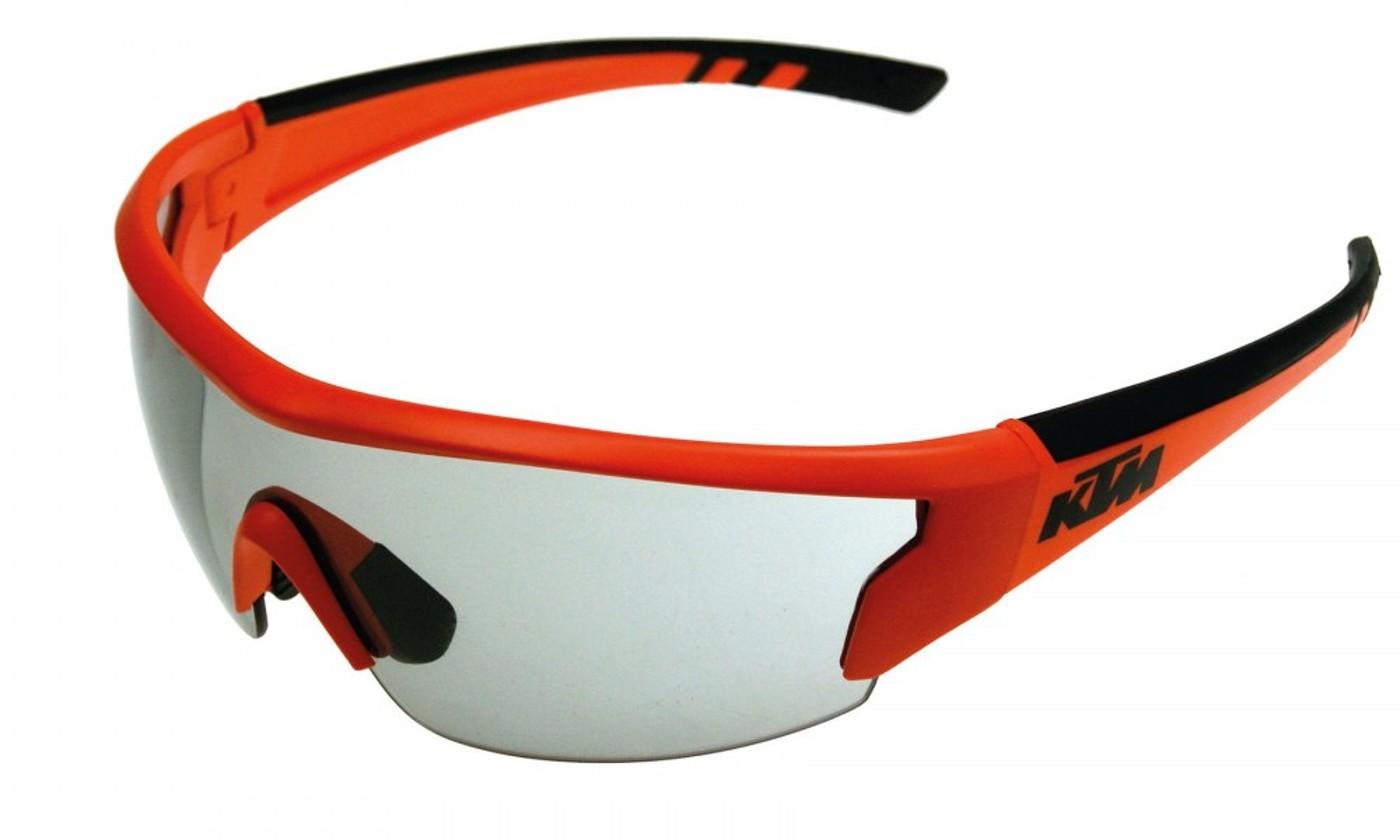 KTM Factory Team Photochromic c1-3, orange/schwarz matt
