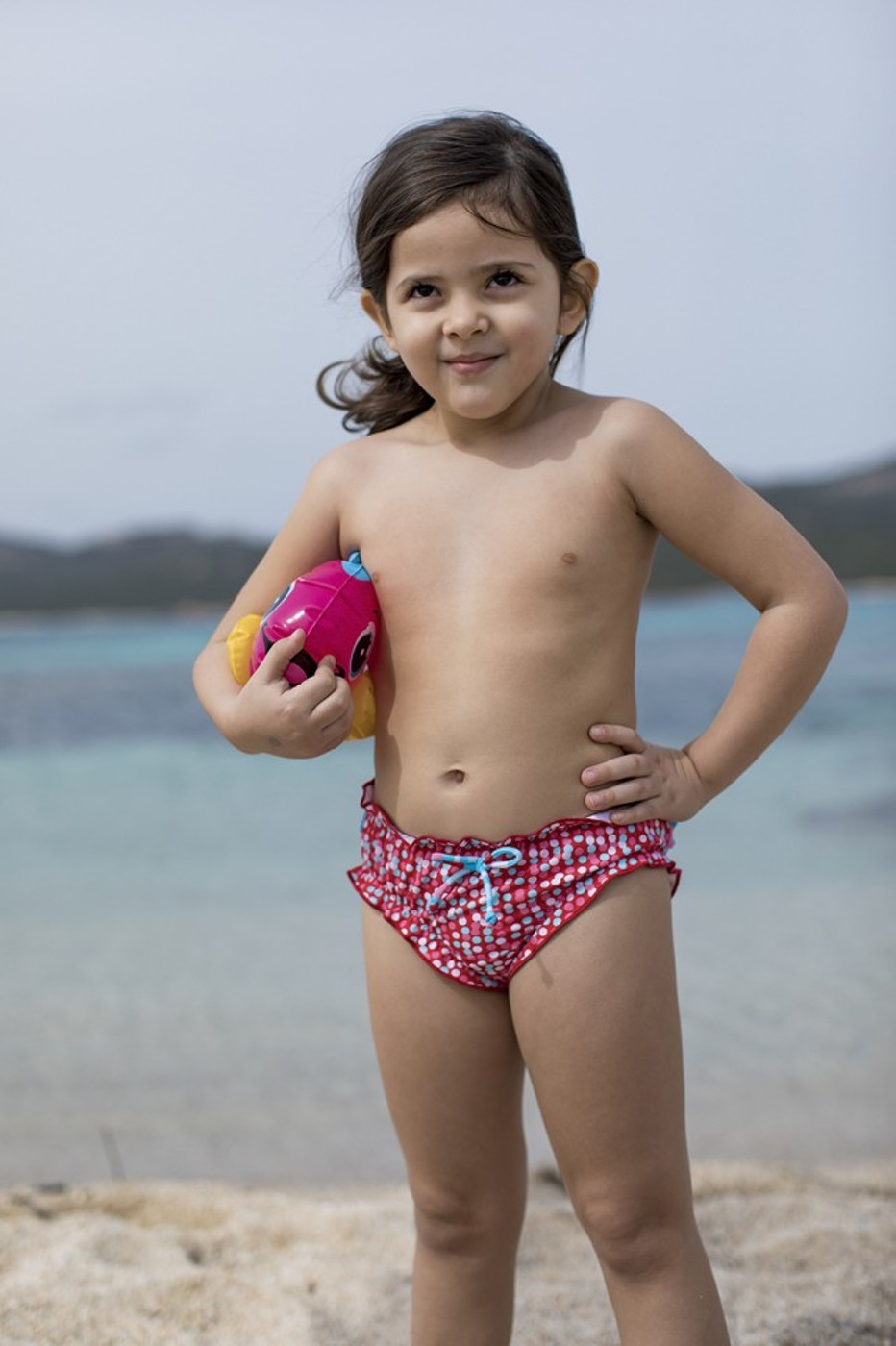 FASHY Mädchen Badehöschen - Kinder