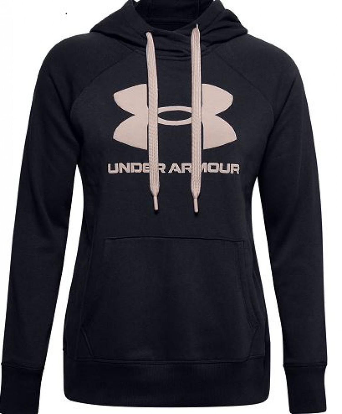 UNDER ARMOUR Rival Fleece Logo Hoodie - Damen