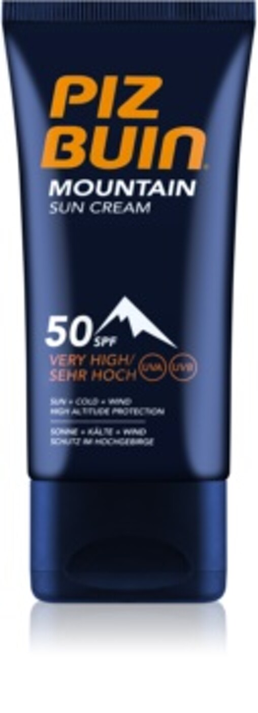 PIZBUIN Mountain Creme SPF 50