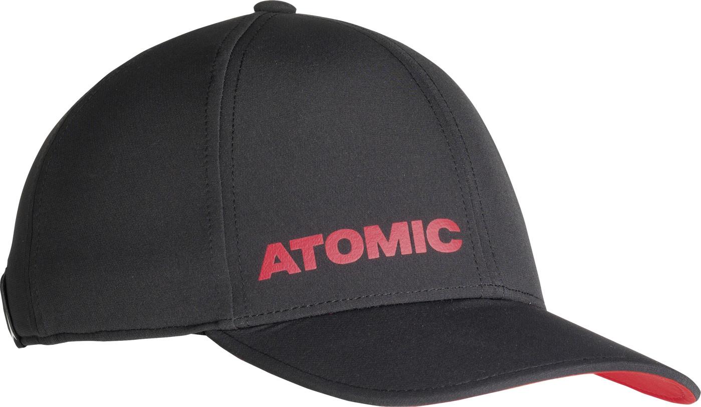 ATOMIC CAP ALPS CAP Black/Bright Red OSFA - Herren