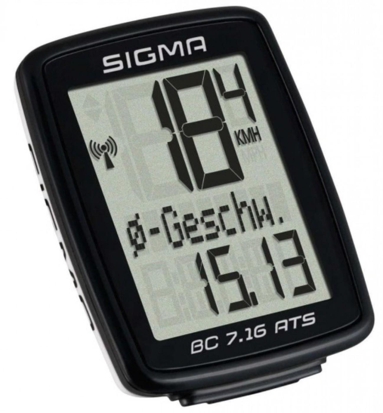 SIGMA TOP LINE BC 7.16 ATS