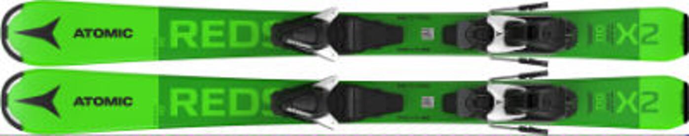 ATOMIC REDSTER X2 100-120 + C 5 GW Green