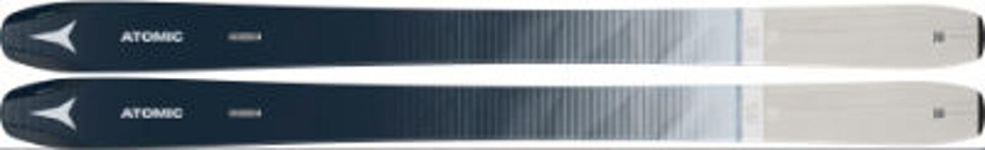 ATOMIC BACKLAND WMN 85 + SKIN 85 Dark Blue/Ligh