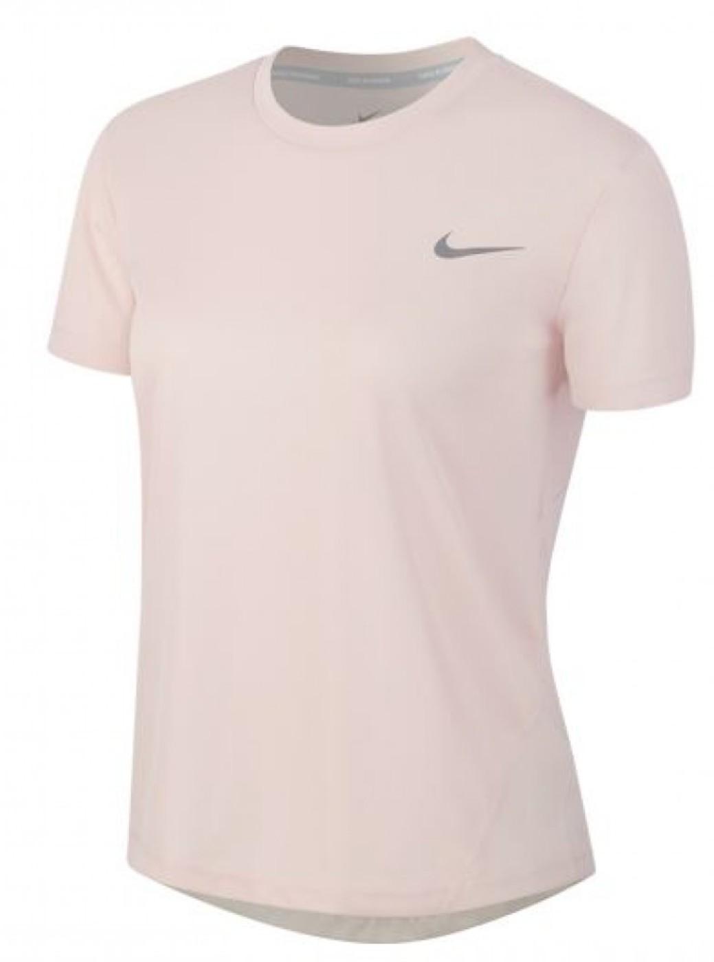 Nike Miler Short-Sleev - Damen