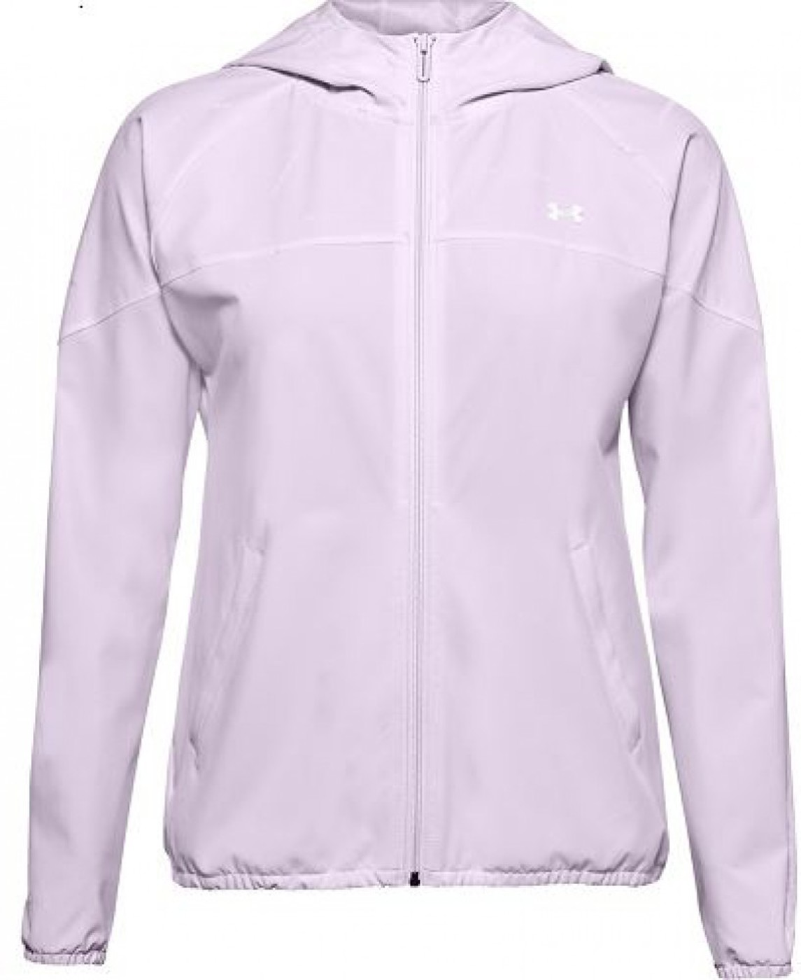 UNDER ARMOUR Woven Printed  Hooded Jacket - Damen