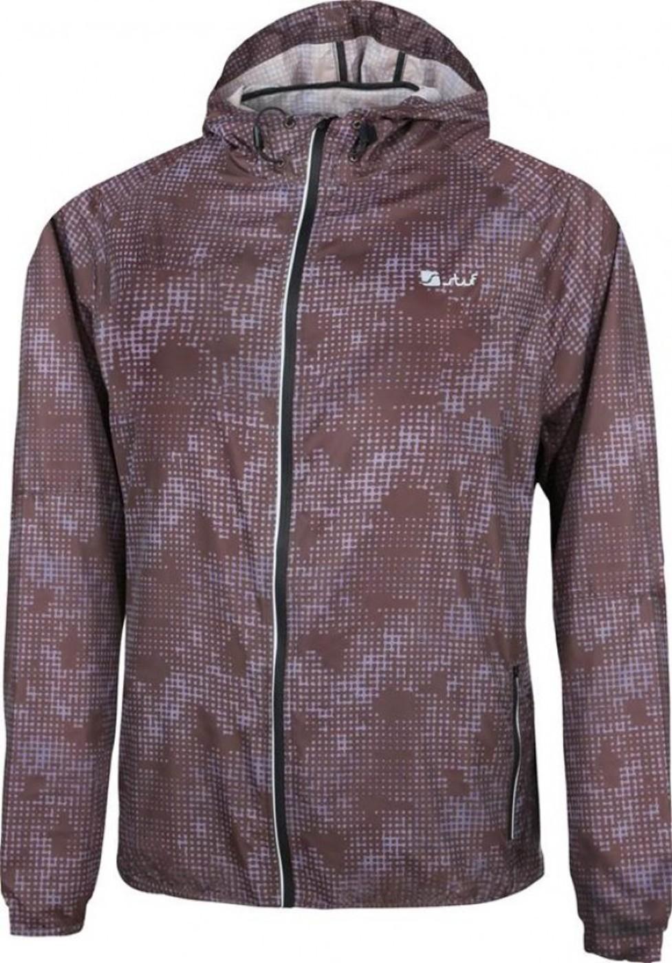 STUF WILL jacket printed - Herren