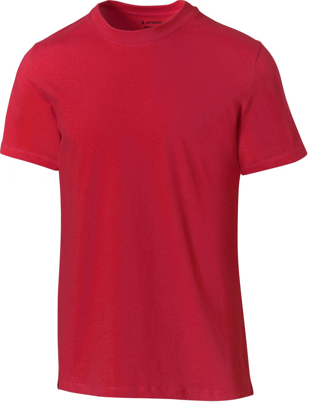 ATOMIC KEY INITIATIVE T-SHIRT Red S - Herren