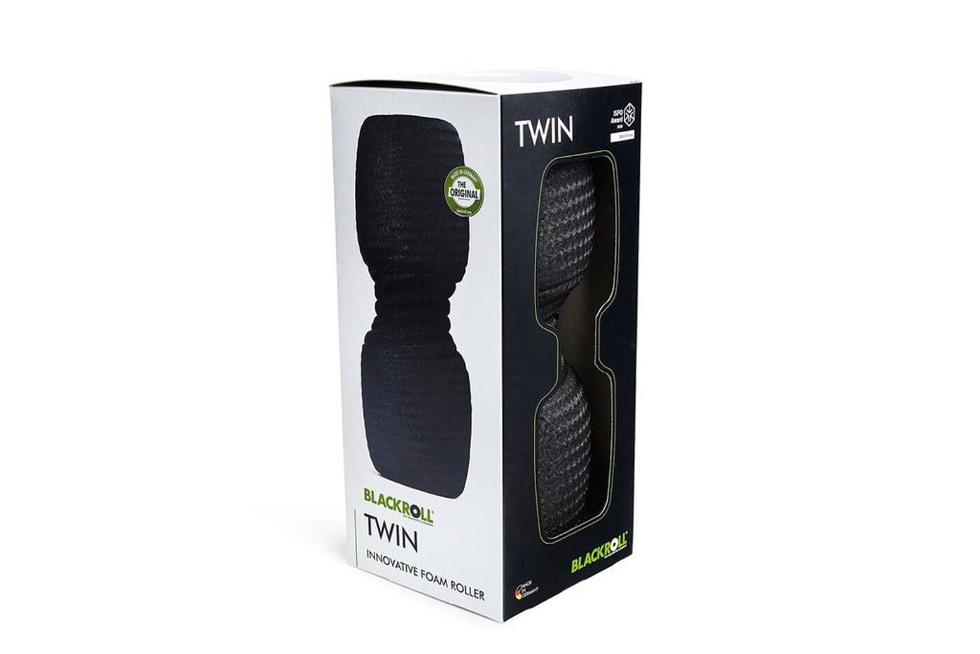 Blackroll Twin Faszienrolle