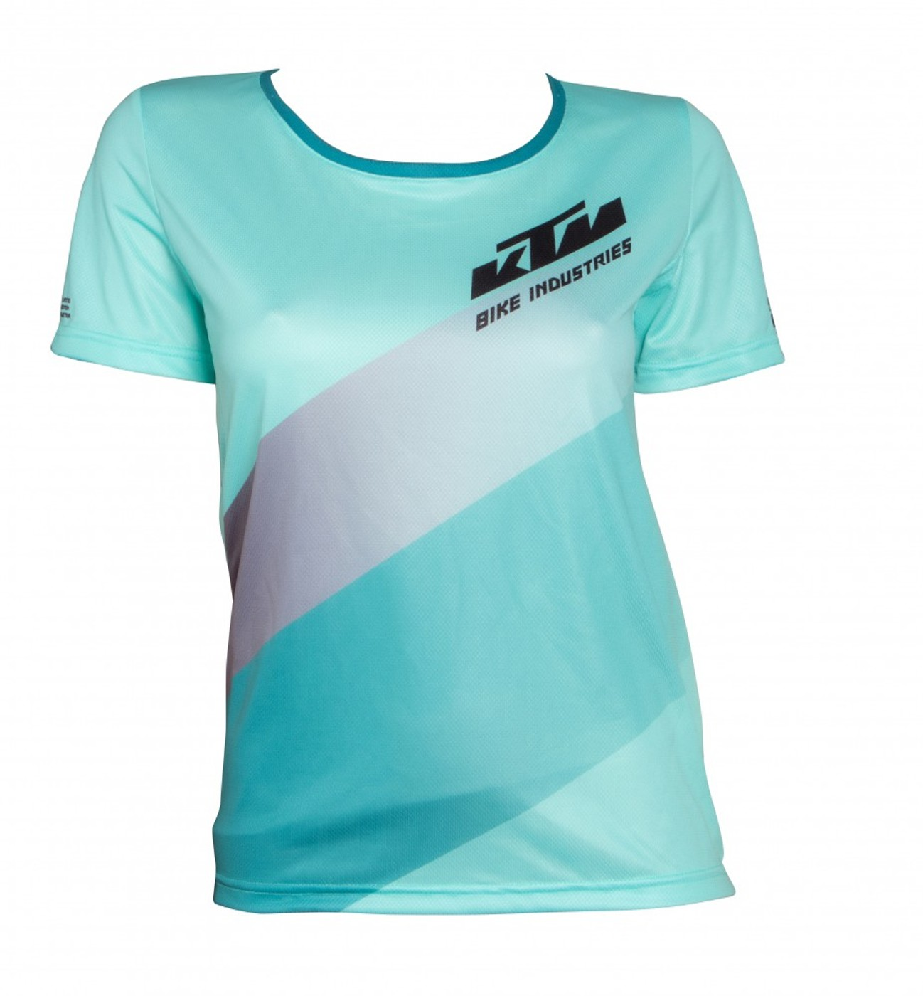 KTM Lady Character Shirt shortslee - Damen