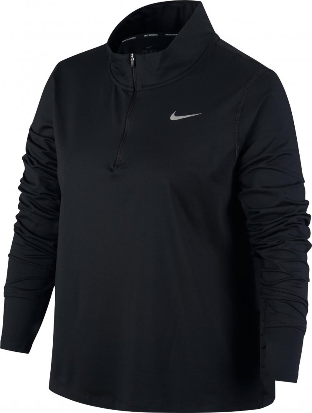 Nike Element 1/2-Zip R - Damen