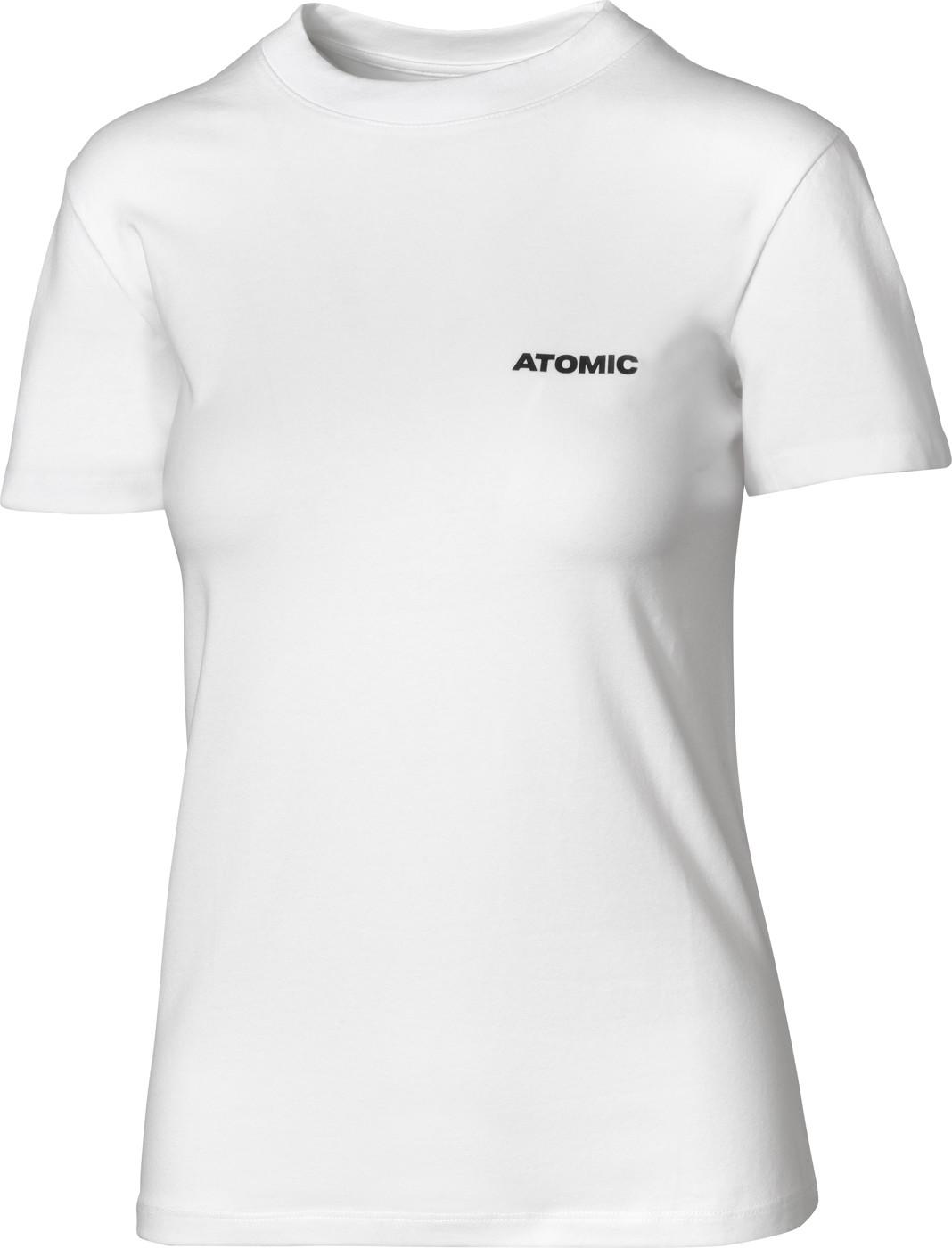 ATOMIC W ALPS T-SHIRT White XL - Damen